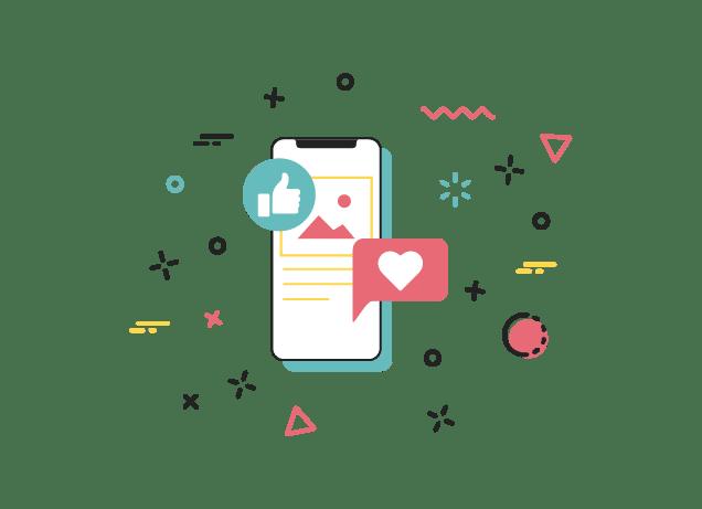 Animation de vos réseaux sociaux